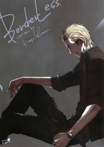 Crows ZERO dj - Borderless