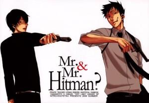 Katekyo Hitman Reborn! dj - Mr. & Mr. Hitman
