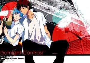 Kuroko no Basuke dj - Dotnight Contrast