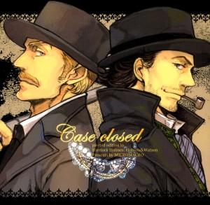 Sherlock Holmes dj - Case Closed