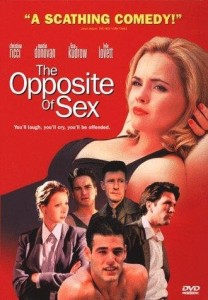 the oppostite of sex