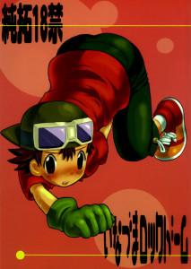 Digimon dj - Inazuma