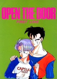 Dragon Ball Z dj - Open the Door - First Love