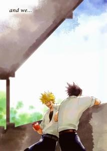 Naruto dj - And We...