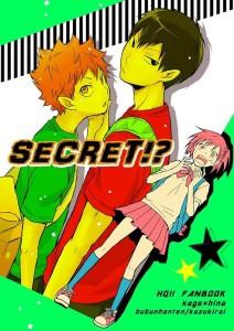Haikyu!! dj - Secret
