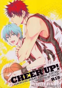 Kuroko no Basket dj - Cheer Up!