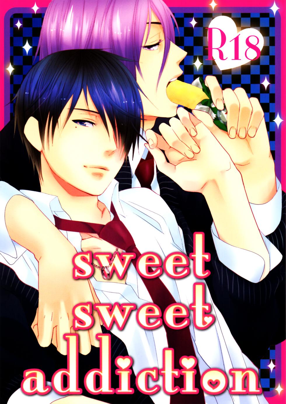 Kuroko no Basket dj - Sweet sweet addiction