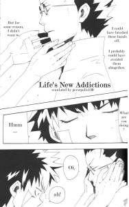 Naruto dj - Life's New Addictions