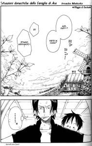 One Piece dj - Ace-san's Household Fa