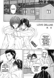 Il principe del tennis dj - Love Deluxe