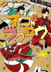 Haikyu!! dj - Neko to Fukurou