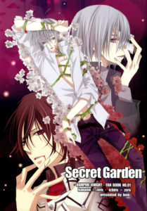 Vampire Knight dj - Secret Garden